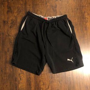 Puma | black shorts